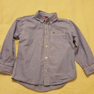 Tommy Hilfiger dress shirt size 3T